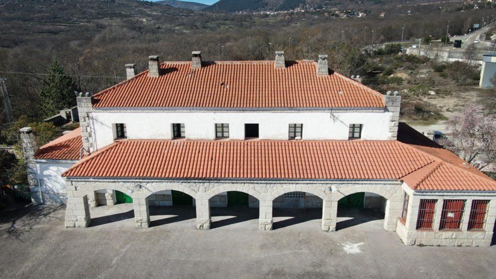 Estación de Bustarviejo