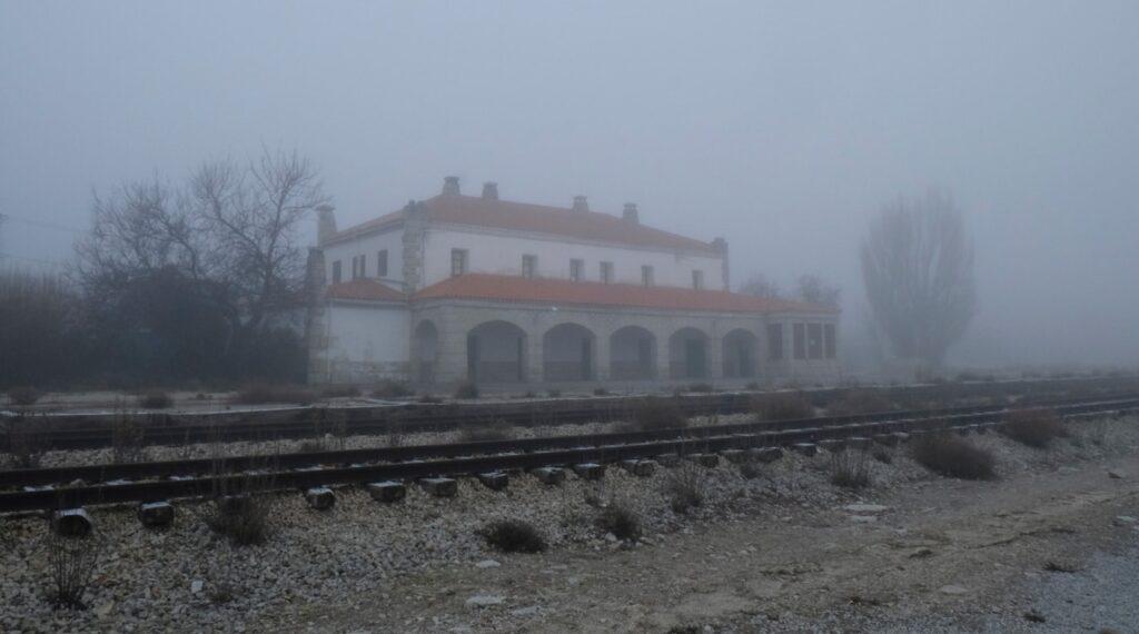 Estación Bustarviejo