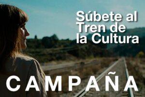 Campaña Súbete al tren de la cultura