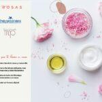 Taller de cosmética natural con Rosas