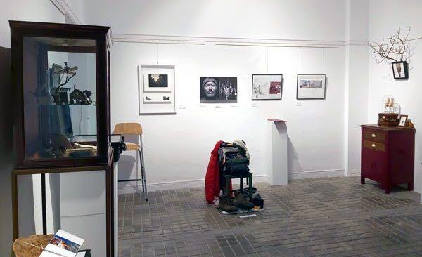 Exposición de inauguración