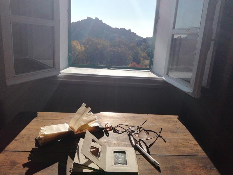 residencia de artistas en la naturaleza