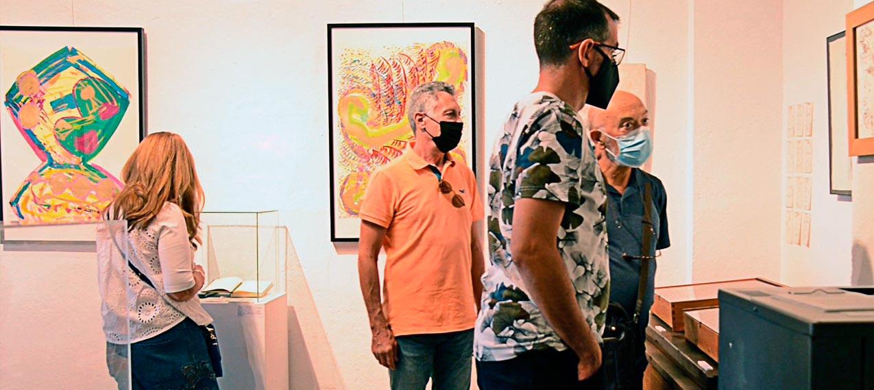 Exposición homenaje chiaki horikoshi